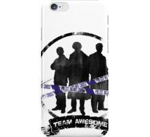 Team Awesome [version 2.oh!] iPhone Case/Skin