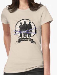 The Dream Team: Sherlock, Watson, Lestrade T-Shirt
