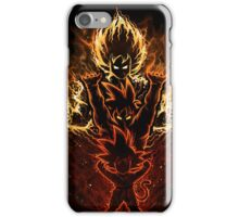 Goku Ages iPhone Case/Skin
