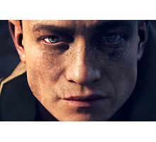 Battlefield 1 | Face | Skins and prints Photographic Print