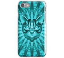 Minty Bengal iPhone Case/Skin