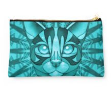 Minty Bengal Studio Pouch