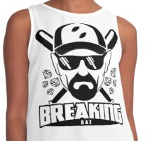 Breaking Bat Contrast Tank