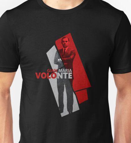 Gian Maria Volonté Unisex T-Shirt