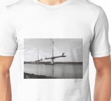 New Forth Road Crossing  Unisex T-Shirt