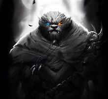 Rengar - League of Legends by Waccala