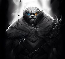 Rengar - League of Legends by Waccala