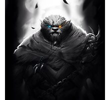 Rengar - League of Legends Photographic Print