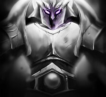 Malzahar - League of Legends by Waccala