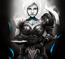 Riven - League of Legends by Waccala