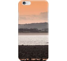Whitford point lighthouse Wales iPhone Case/Skin