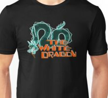 blade runner white dragon Unisex T-Shirt