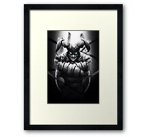 Shaco - League of Legends Framed Print