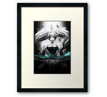 Sona - League of Legends Framed Print