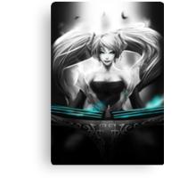 Sona - League of Legends Canvas Print