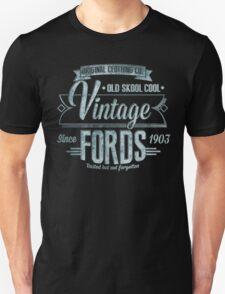NEW Men's Classic Car T-Shirt T-Shirt