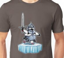 Knight penguin Unisex T-Shirt