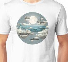 Ocean Meets Sky  Unisex T-Shirt