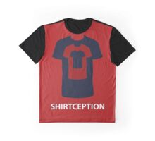 Shirtception - Mind Bending Design Graphic T-Shirt