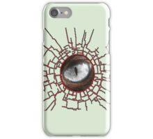 DARK EYE iPhone Case/Skin