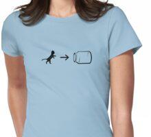 Bonsai Kitten Womens Fitted T-Shirt