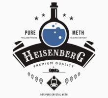 Breaking Bad - Heisenberg Baby Tee