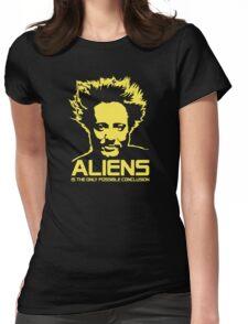 Ancient Aliens Giorgio Tsoukalos Womens Fitted T-Shirt