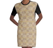 pattern Graphic T-Shirt Dress