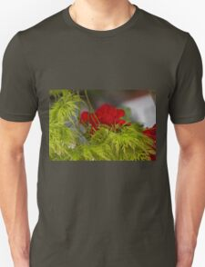 flower and maple T-Shirt