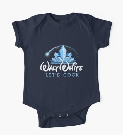 Breaking Bad - Walt White One Piece - Short Sleeve