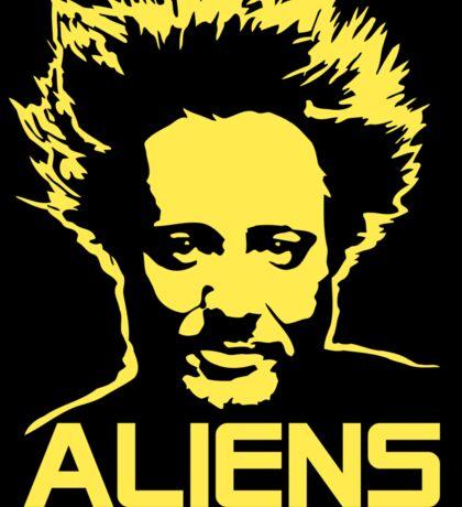 Ancient Aliens Giorgio Tsoukalos Sticker