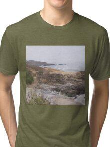 Along the Rocky Path Tri-blend T-Shirt