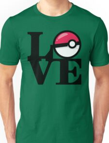 Love Poke Unisex T-Shirt