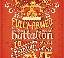 Battalion by Risa Rodil