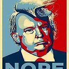 Donald Trump - Nope Poster by neviz