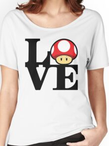 Love Power-Up Women's Relaxed Fit T-Shirt