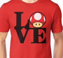 Love Power-Up Unisex T-Shirt
