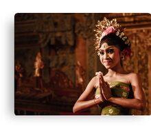 Bali in Harmony, Ubud Canvas Print
