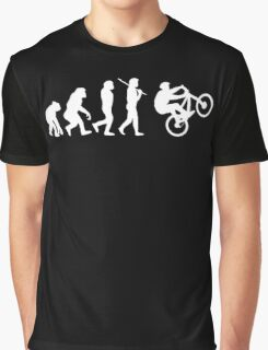 Evolution To Biking Bicycle Biker Cycling,Funny Gift For Biking Lover Graphic T-Shirt