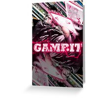 Remy- the gambit Greeting Card