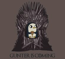 Gunter Is Coming by LittleCrow94