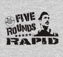 Five Rounds Rapid by Towerjunkie