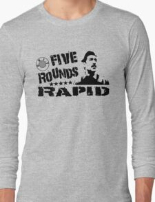 Five Rounds Rapid Long Sleeve T-Shirt