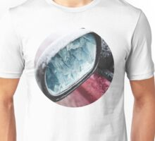 Frosty Mirror Unisex T-Shirt