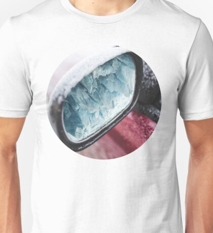 Frosty Mirror Unisex T-Shirt