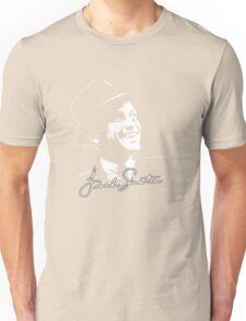 Frank Sinatra - Portrait and signature Unisex T-Shirt
