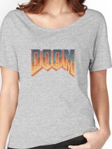 DOOM (Logo) Women's Relaxed Fit T-Shirt