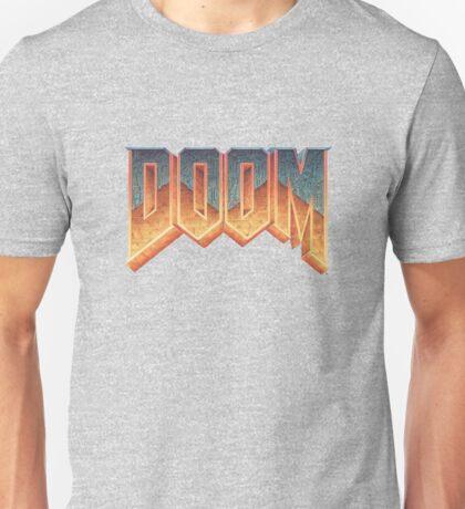 DOOM (Logo) Unisex T-Shirt