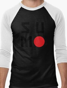 SUMO Men's Baseball ¾ T-Shirt