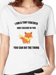 you can do the thing  Women's Relaxed Fit T-Shirt